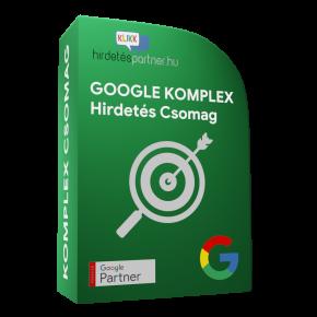 Google Komplex Hirdetes Csomag