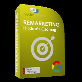 Remarketing Hirdetes Csomag